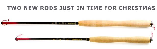 Opinion new rod development podcast for Tenkara fishing rods
