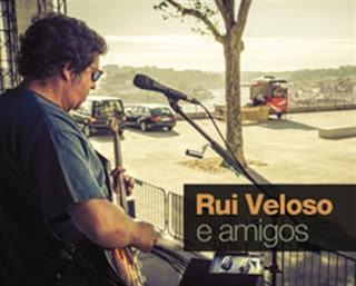 Rui Veloso e amigos - Ouve aqui o novo álbum de Rui Veloso