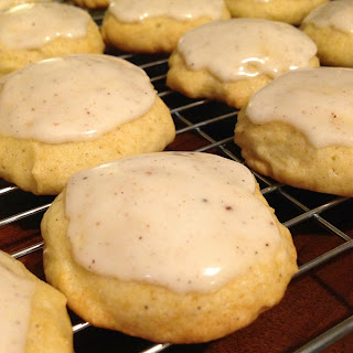 nutmeg buttermilk cookies