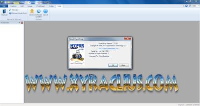 HyperSnap 7.23.00 Full Serial Key
