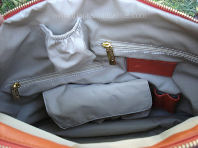 luxury diaper bag