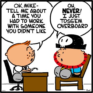 Visit Pirate Mike and His Mates On Pirate Mike Comics