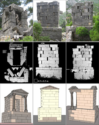 Roman-era mausoleum tested for earthquake damage