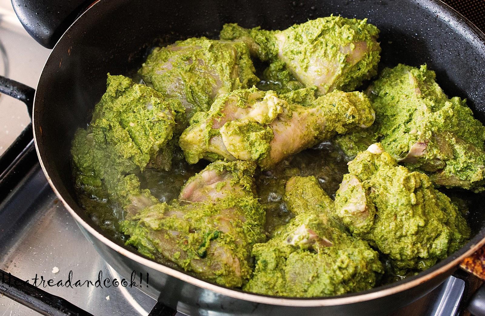 Goan chicken cafreal eat read cook goan chicken cafreal masala recipe forumfinder Image collections