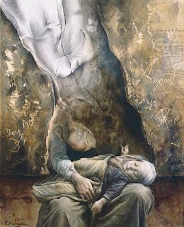 Surrealismo e Hiperrealismo en pintura