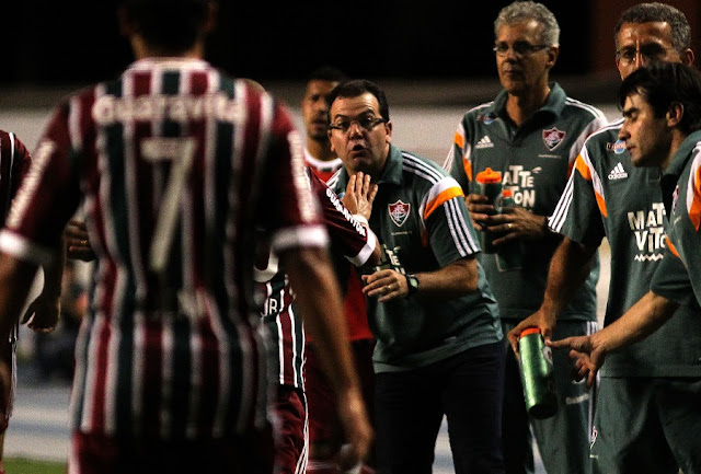 Enderson espera recuperação rápida de Edson e pede medidas duras contra lances violentos (Foto: Nelson Perez/FFC)