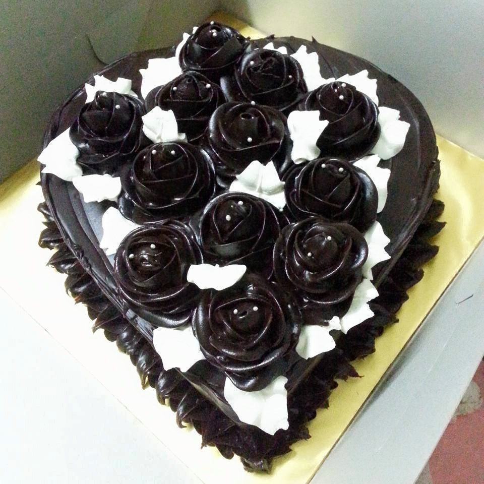 LOVE CHOC.CAKE
