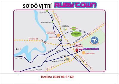 Ruby Town: SO DO VI TRI