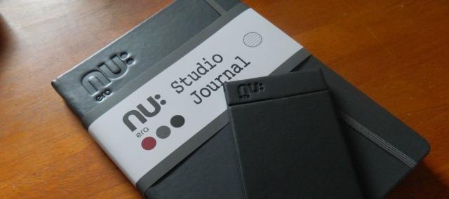 nu: era notebooks - National Stationery Week