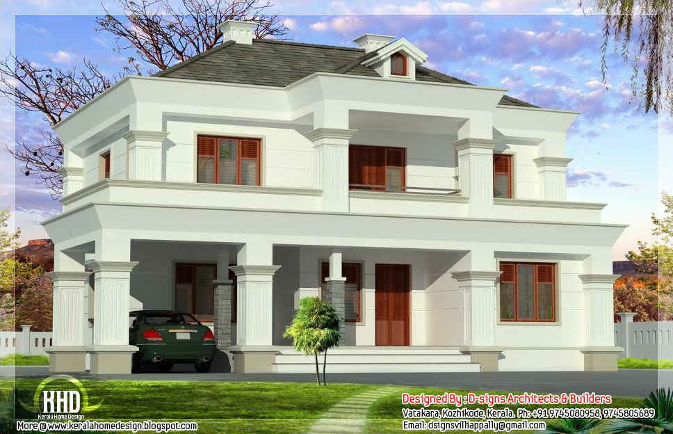 small victorian style home - Victorian House Design