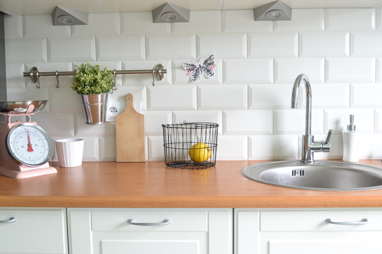metro, subway tiles, Scandinavian look