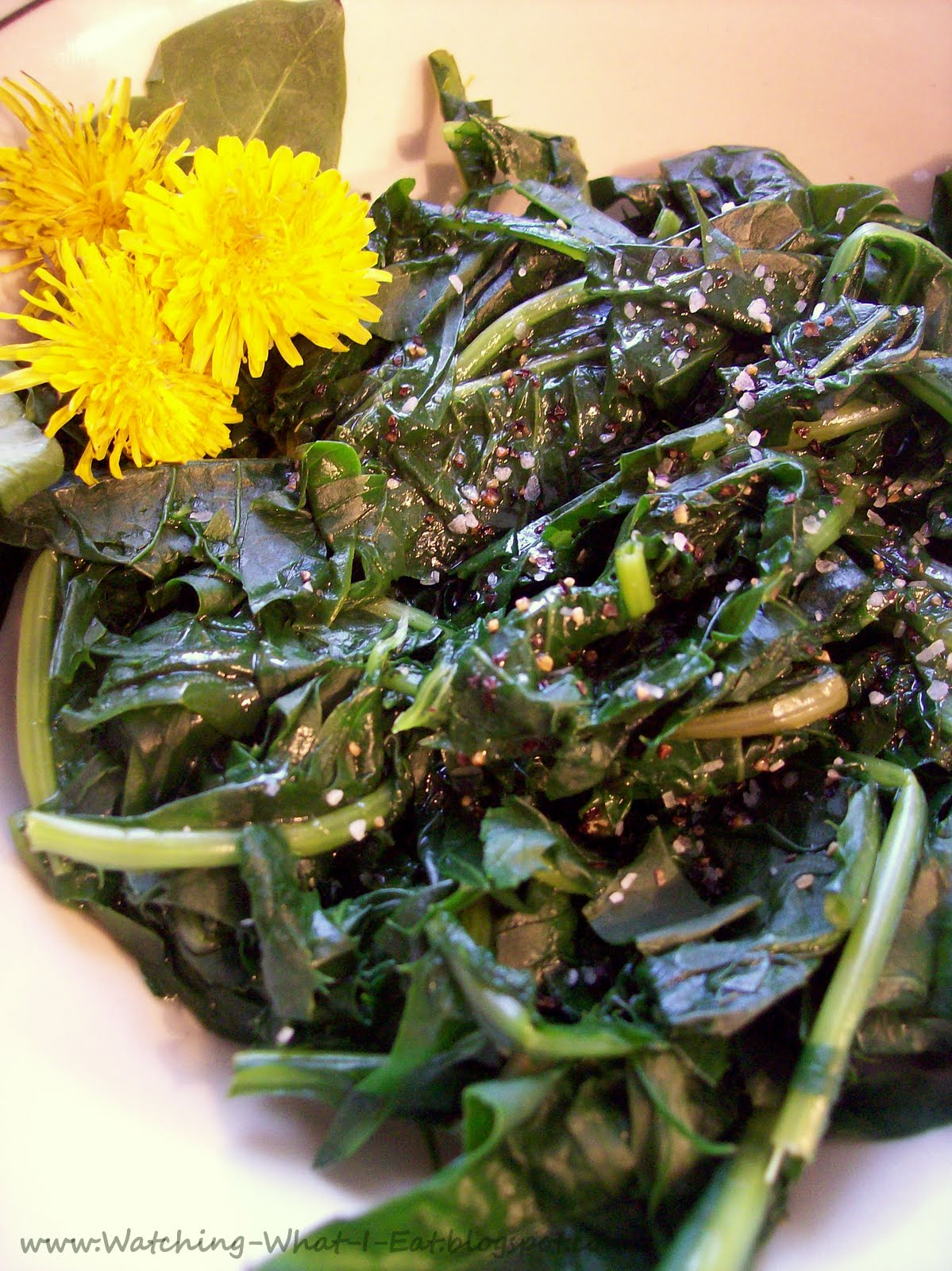 Why You Should Add Dandelion Greens to Your Diet