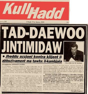 35 - John Dalli and the Daewoo Scandal