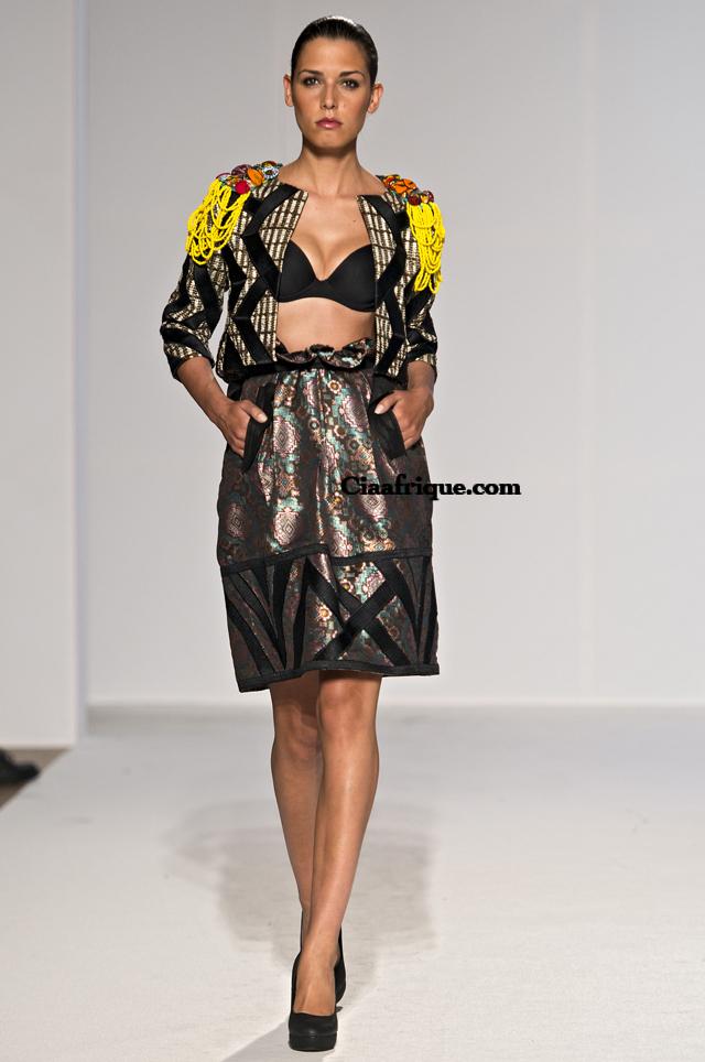 Labo Ethnik: Christie Brown Ghanaian  Designer African-style jackets