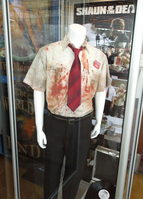 Simon Pegg Shaun of the Dead costume
