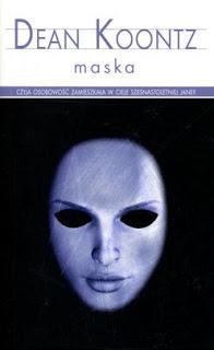 """16. """"Maska"""" Dean Koontz"""