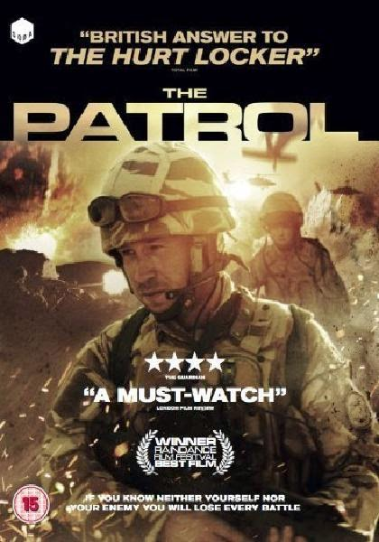 The Patrol (2013) BluRay 720p BRRip 525MB