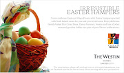 Prego Pronto is filled with Easter hampers packed with fresh baked treats, . easter goodies