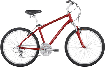 Cheap Bikes For Heavy People Hybrid bicycle with inch