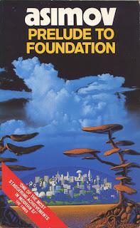 айзък азимов прелюдия към фондацията