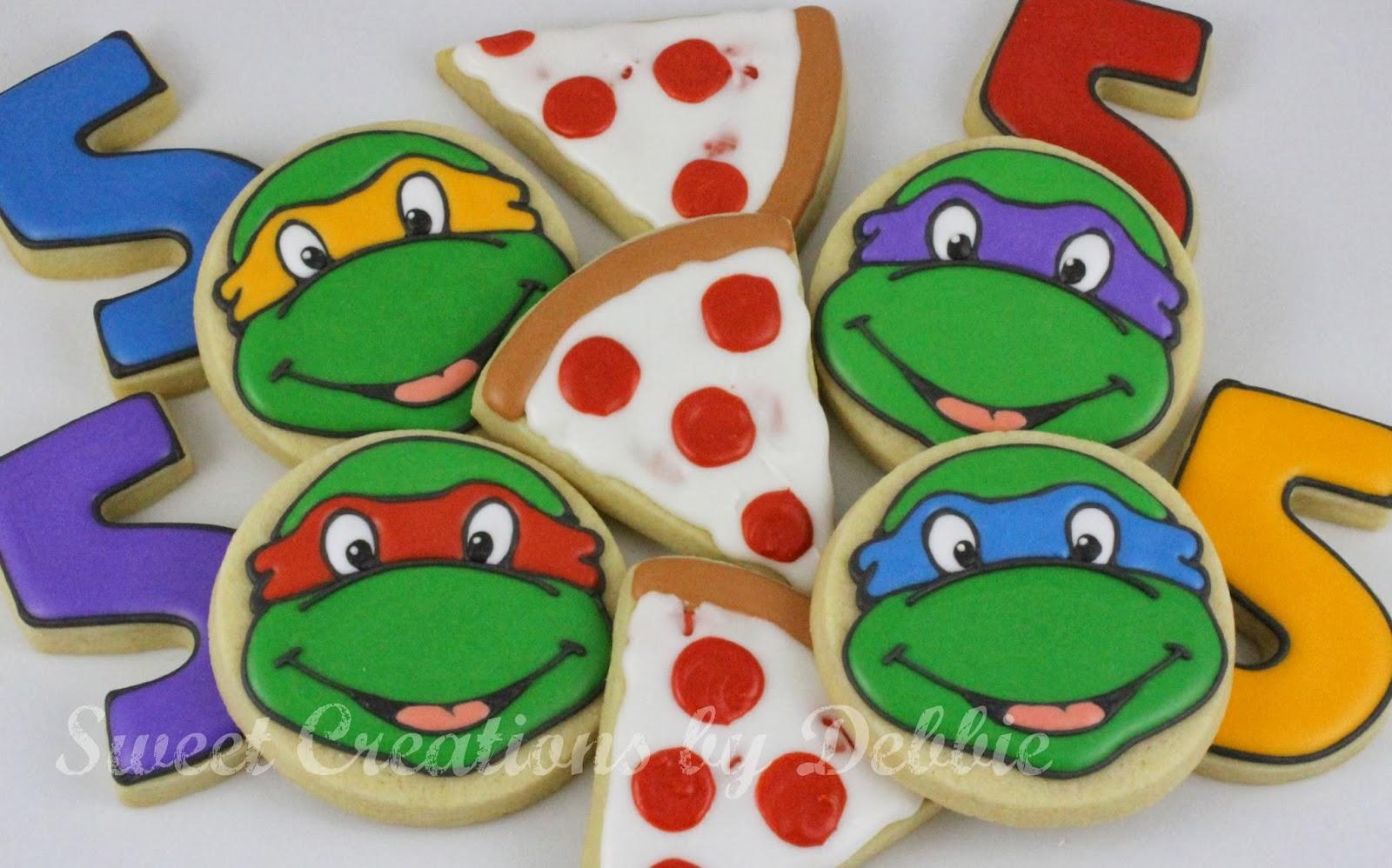 Ninja Turtle Birthday Invitation Template for adorable invitation ideas