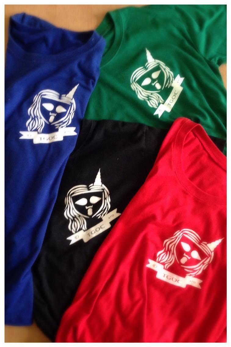 TGOC Side (Red / Blue / Green / Black)