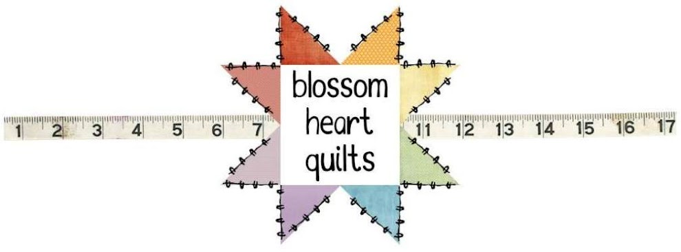 Blossom Heart Quilts | Modern Quilting