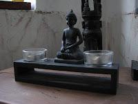 Almásmálomi remetelak - Buddha