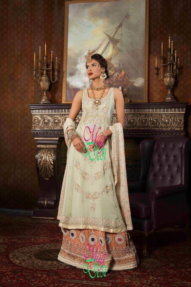 Glamorous Bridal Photoshoot for Kamiar Rokni Bridals ~ DesiEMag