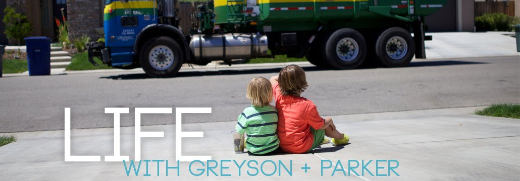 life with greyson + parker