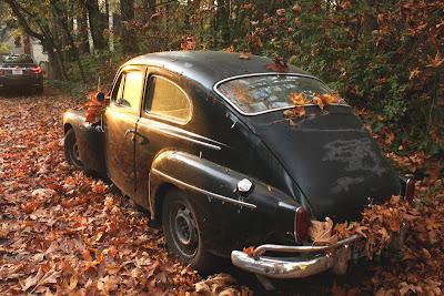 1963 Volvo PV544.