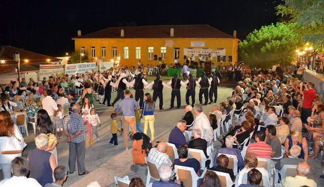 Με μεγάλη επιτυχία πραγματοποιήθηκε η Γιορτή Μηλίνας - Γκάιντας στην Κίρκη Αλεξανδρούπολης