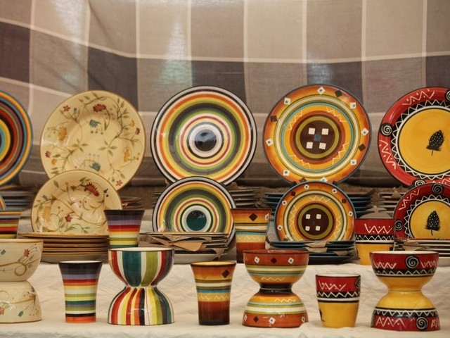Pakistan In Pictures Pakistani Handicrafts Intricate And Beautiful