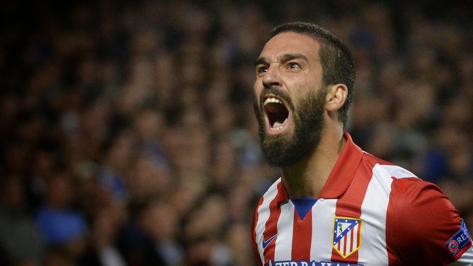 Epica atlética, exibición del Barça y Juventus y el Arsenal se ahoga en la orilla