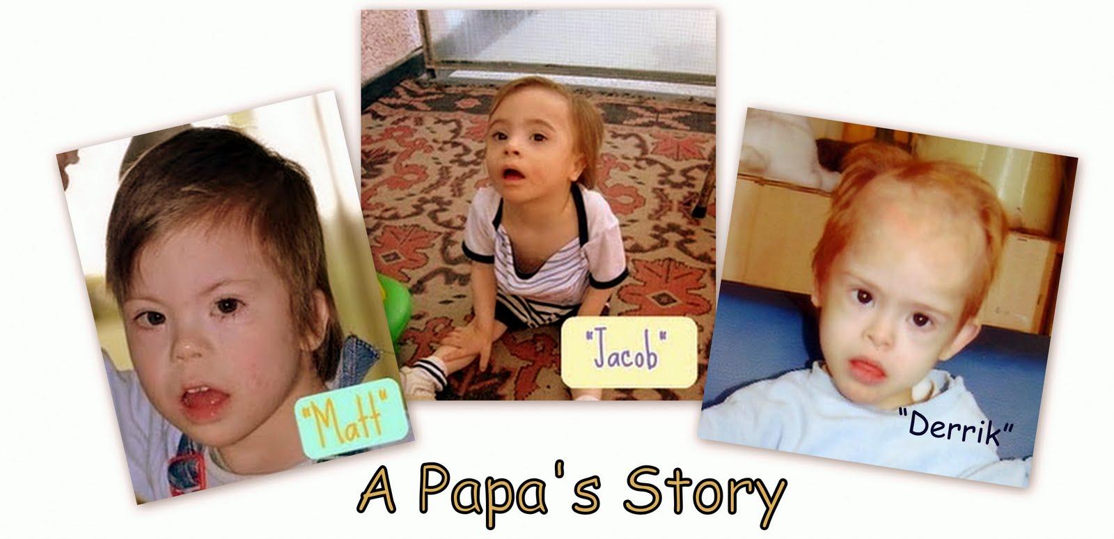 A Papa's Story