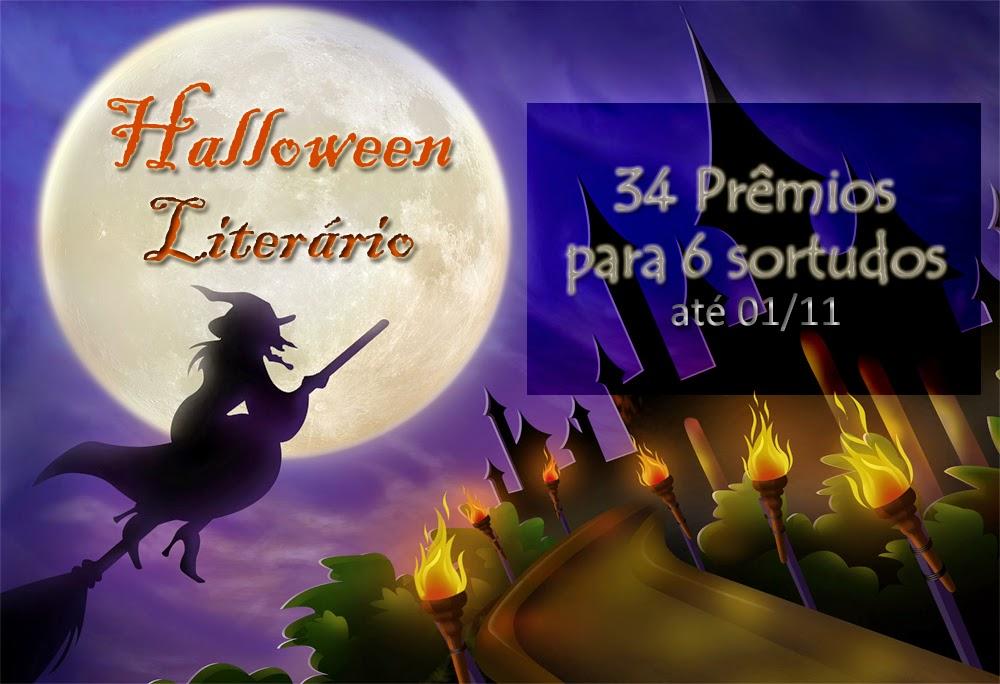 Promoção Halloween Literário!