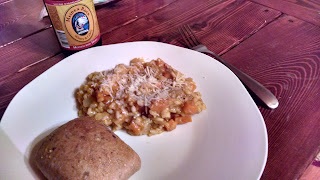 ... But All I Have Time For: Butternut Squash Risotto | The Pleasant Tense