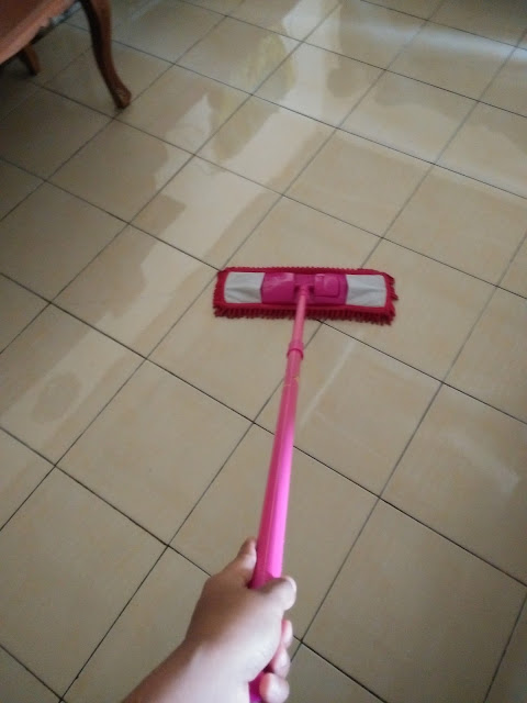 Mop lantai mudah
