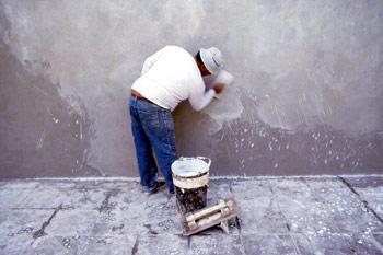 Como revocar una pared ekkon expertos ekkon expertos for Paredes sin revocar