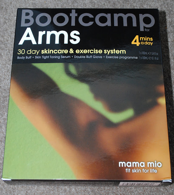 Mama Mio Bootcamp for Arms - My Jennifer Aniston Arms in 30 Days Challenge!