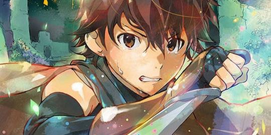 Actu Light Novel, Light Novel, Actu Japanime, Japanime, Grimgar le Monde des cendres et de fantaisie, Hai to Genso no Grimgar,