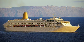 "Essential blog for P&O CRUISES ""ORIANA"""