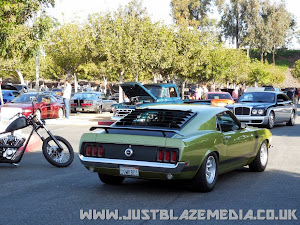 FEATURE: Just Blaze Media at Cars and Coffee, Irvine, California.