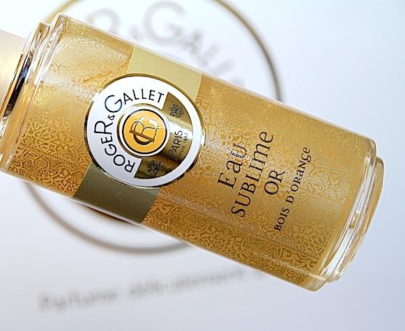 roget & gallet eau sublime or
