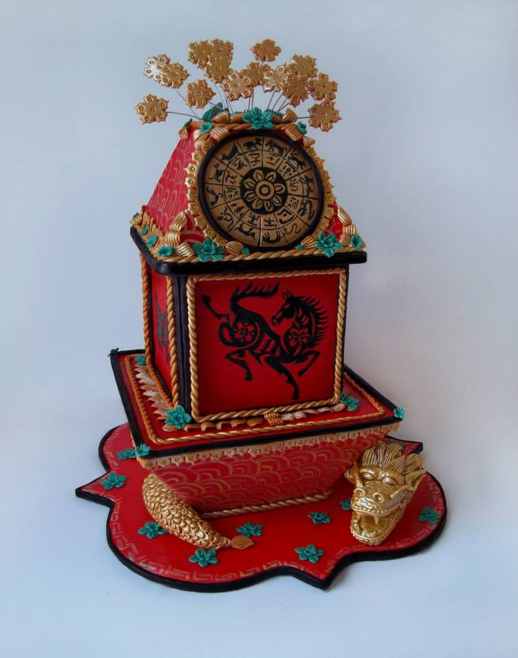 Cake Artist Gonzuela Bastarache: Some of my Cake and ...