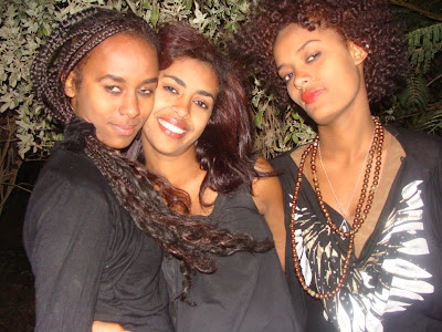 Eritrean girls