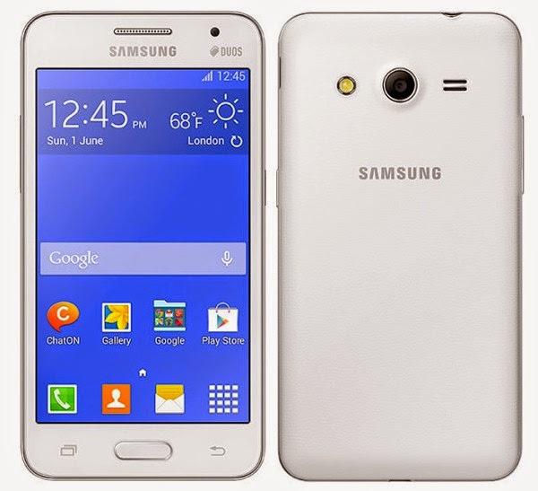Spesifikasi dan Harga Samsung Galaxy Core II SM-G355H