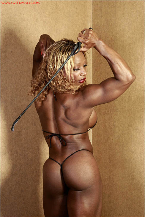 Cassandra Floyd Female Muscle Bodybuilding Blog SweetMuscle