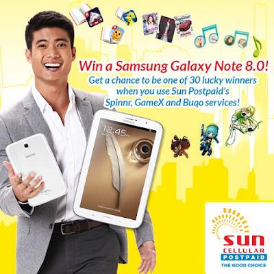 Sun - Samsung Promo