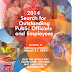 2014 Search for Outstanding Public Officials and Employees